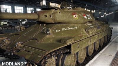 Sgt_Krollnikow51's Skin for the russian Premium Heavy Tank , 4 photo